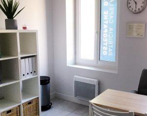 Cabinet d'Ostéopathie à St-Michel